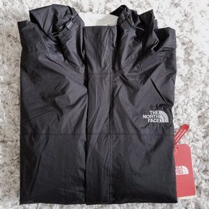 The North Face Venture 2 Waterproof Black Jacket